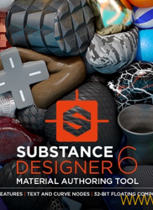 Allegorithmic Substance Designer 2018.2.1WIN